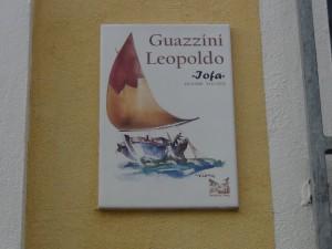 """Guazzini Leopoldo, soprannominato """"Jofa"""""""