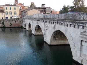 Ponte di Tiberio 2.borgosangiuliano.rimini.societadeborgJPG