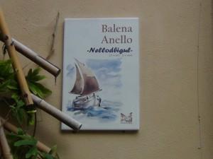 balena anello soprannome nellodbigne marinai borgo san giuliano societa de borg rimini italy