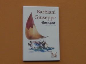 barbini giuseppe soprannome gavagna marinai borgo san giuliano societa de borg rimini italy
