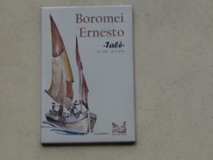 barone ernesto soprannome talè marinai borgo san giuliano societa de borg rimini italy