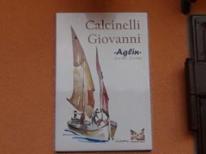 calcinelli giovanni soprannome aglin marinai borgo san giuliano societa de borg rimini italy