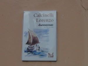 calcinelli lorenzo soprannome lorenzonn marinai borgo san giuliano societa de borg rimini italy
