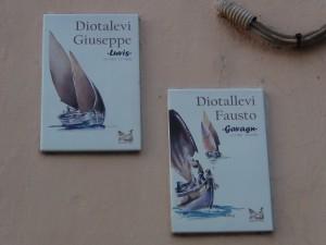 diotalevi giuseppe soprannome luvis e diotalevi fausto soprannome gavagn marinai borgo san giuliano societa de borg rimini italy