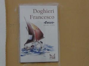 droghieri francesco soprannome cecco marinai borgo san giuliano societa de borg rimini italy