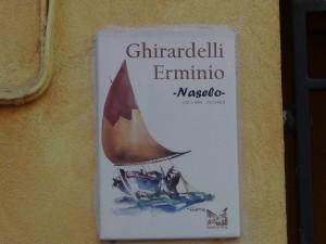 """Ghirardelli Erminio, soprannominato """"Naselo"""""""
