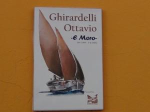 "Ghirardelli ottavio, soprannominato ""E Moro"""