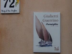 """Giulietti Guerrino, soprannominato """"Furmighin"""""""
