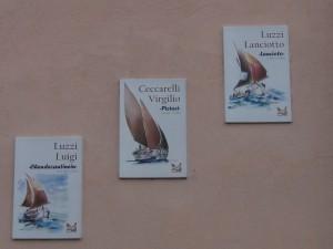 """Luzzi Luigi, soprannominato """"Chendecantinein"""" Luzzi Lanciotto, soprannominato """"Lancioto"""" Ceccarelli Virgilio, soprannominato """"Picioci"""""""