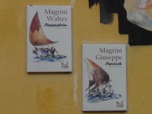 "Magrini Giuseppe, soprannominato ""Parcioch"" Magrini Walter, soprannominato ""Pasqualein"""