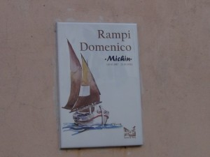 """Rampi Domenico soprannominato """"Michin"""""""