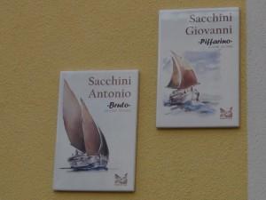 """Sacchini Antonio soprannominato """"Bruto"""" Sacchini Giovanni soprannominato """"Piffarino"""""""