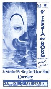 COP FESTA DE BORGH 1994