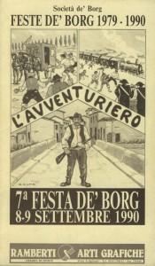COP FESTE BORGH 1979-1990