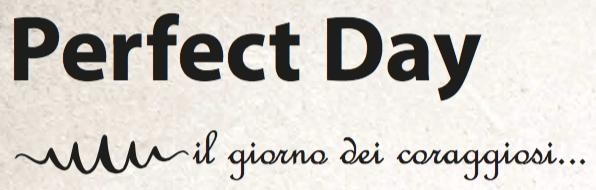 Festa 2016 - Perfect Day