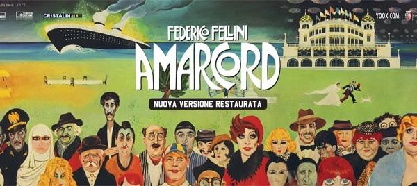 Amarcord Restaurato banner