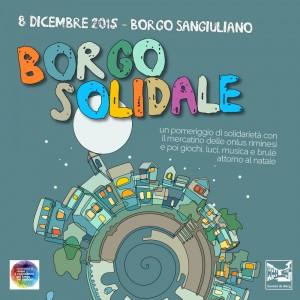 borgosolidale 2015 Rimini