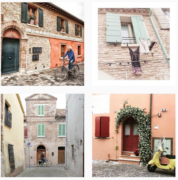 Instagram Borgo San Giuliano 2017